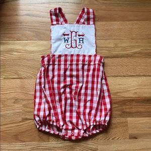 Toddler vintage style romper 2T NEW